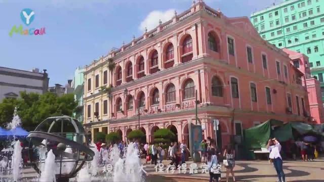 【Y澳門旅遊】澳門世遺城區 Macau World Heritage Site