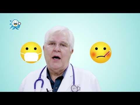 醫生,我經常咳嗽,點算啊?